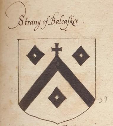 Ill 8 Strang of Balcaskie